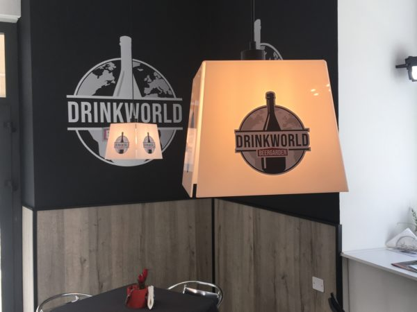 DrinkWorld – BeerGarden
