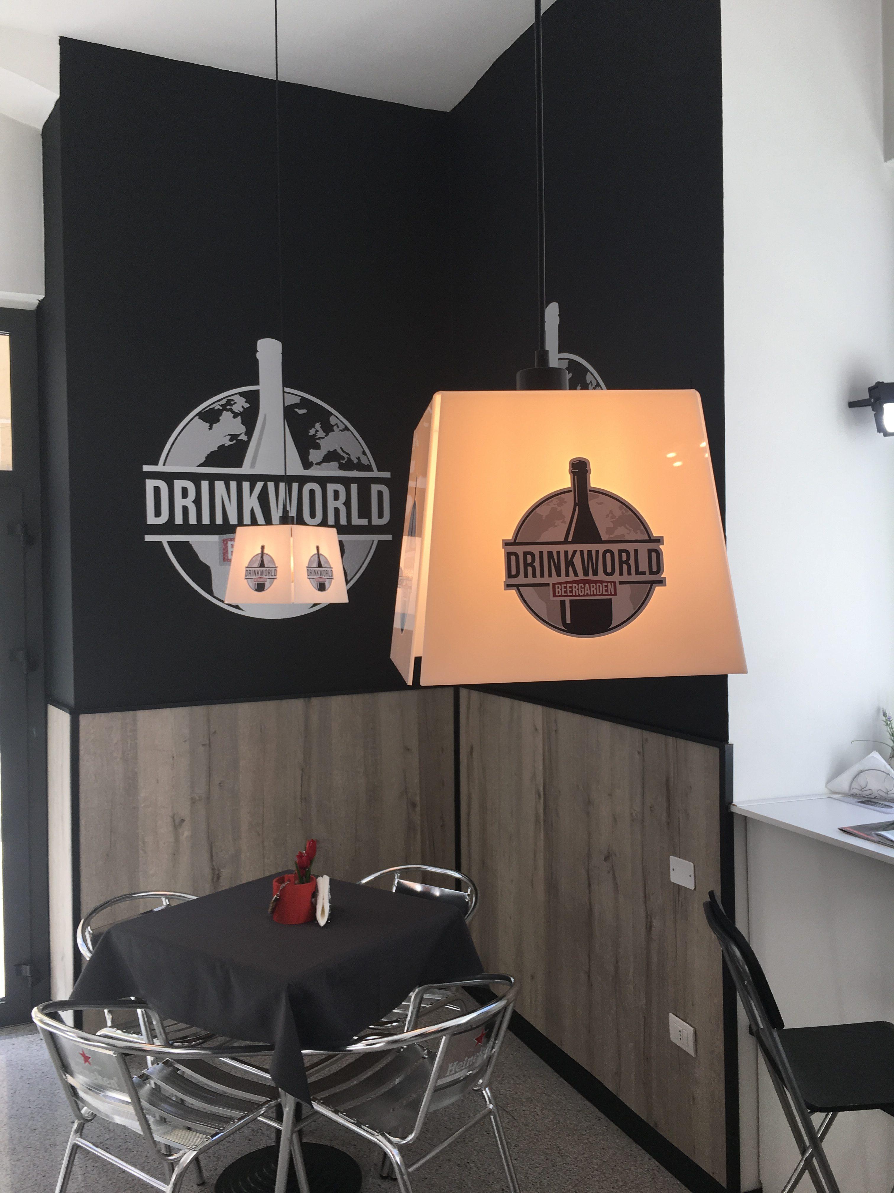 DrinkWorld – BeerGarden