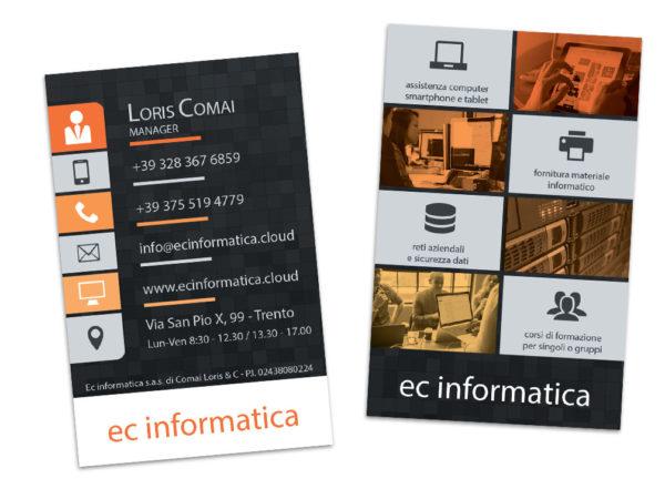 Biglietti da visita – Ec Informatica