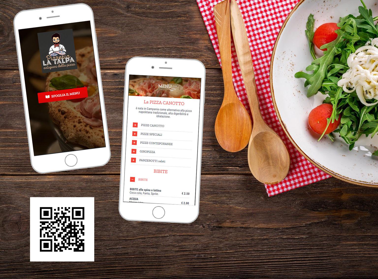 SiraMenu – Il menu ideale per la tua attività