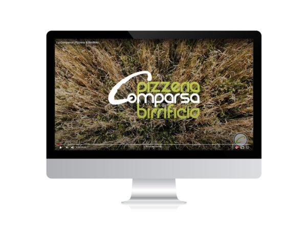 Video promozionale Pizzeria Birrificio Comparsa