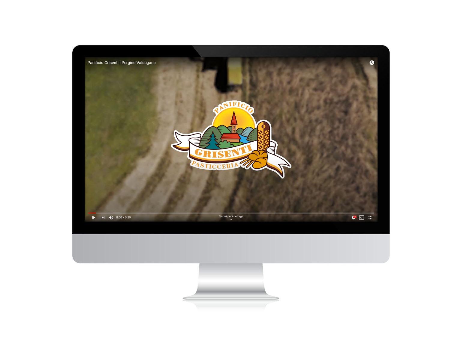 Video promozionale Panificio Grisenti