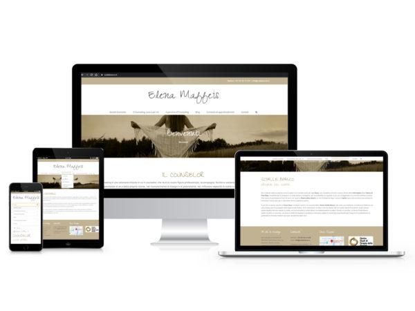 Sito web Scialle Bianco